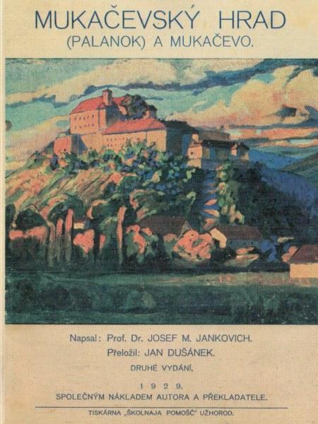 Mukačevský hrad (Palanok) a Mukačevo